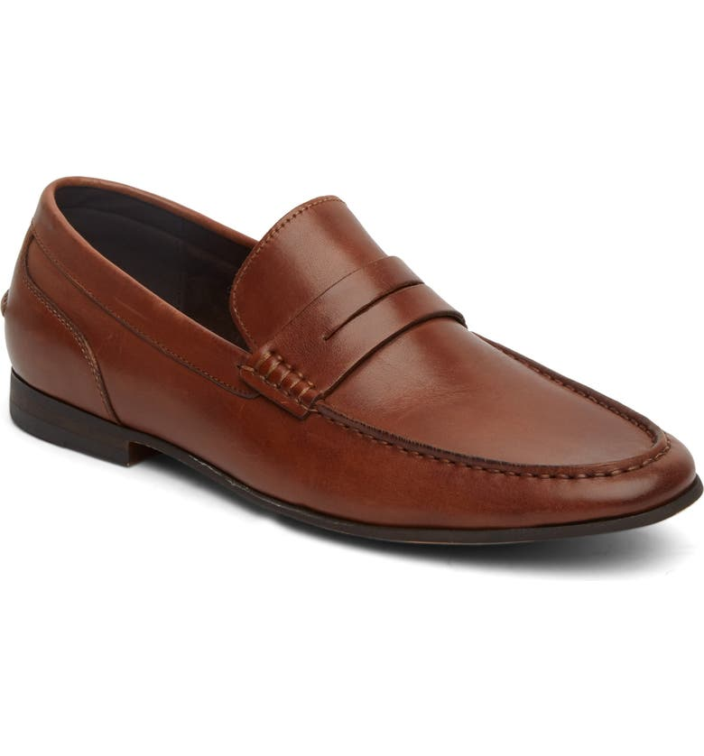 REACTION KENNETH COLE Kenneth Cole Reaction Crespo Penny Loafer, Main, color, 200