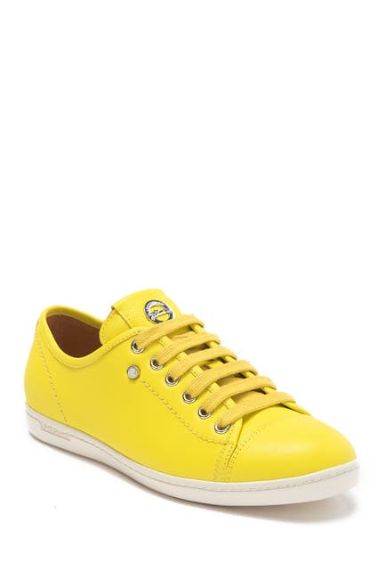 Image of LONGCHAMP Le Pliage Leather Sneaker