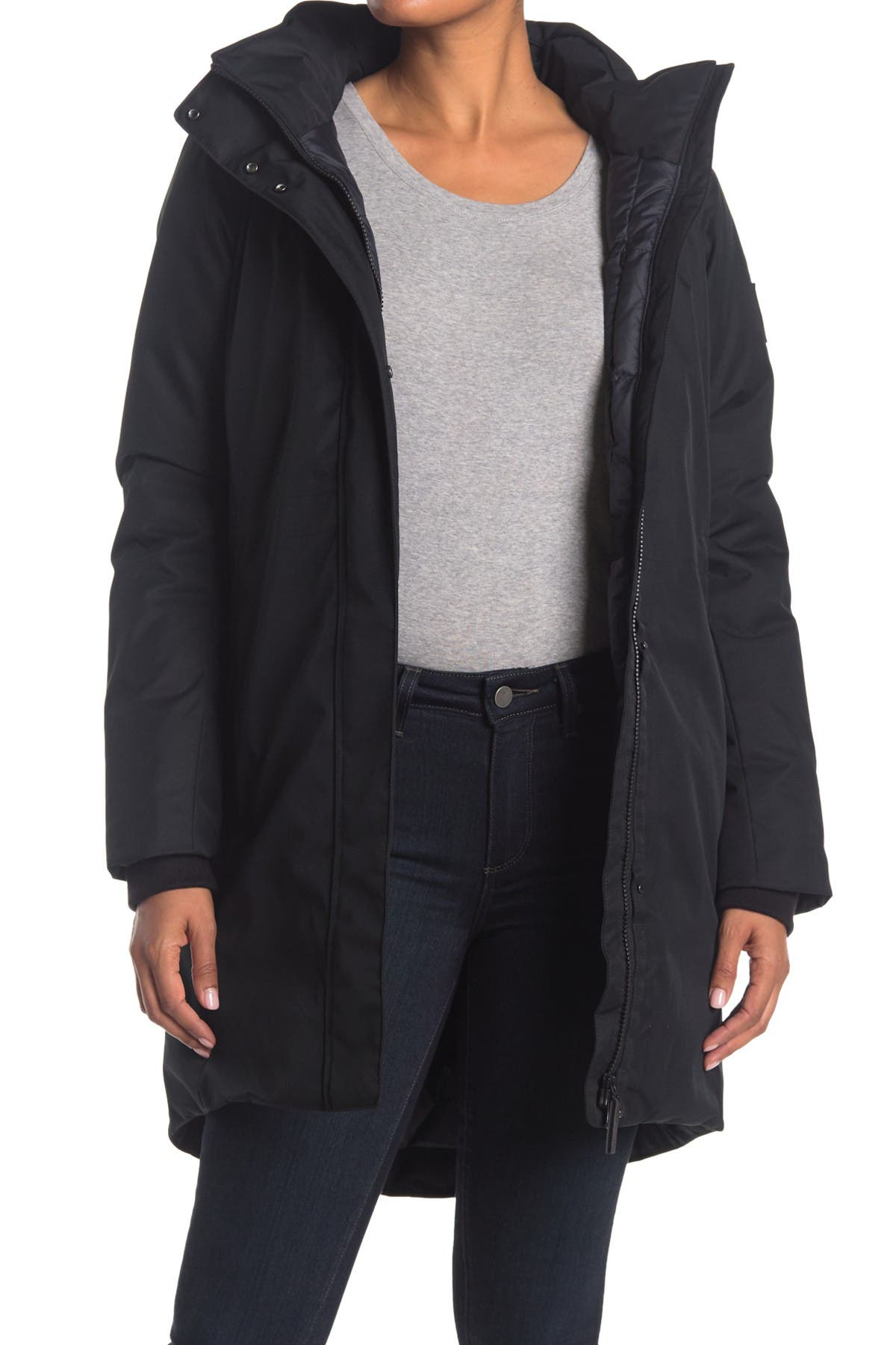 Image of Lole Mary Beth Hooded Down Jacket