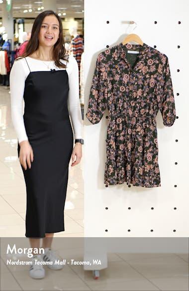 Ollie Drawstring Waist Dress, sales video thumbnail