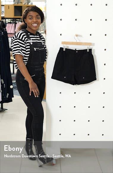 Ariana Linen & Cotton Shorts, sales video thumbnail