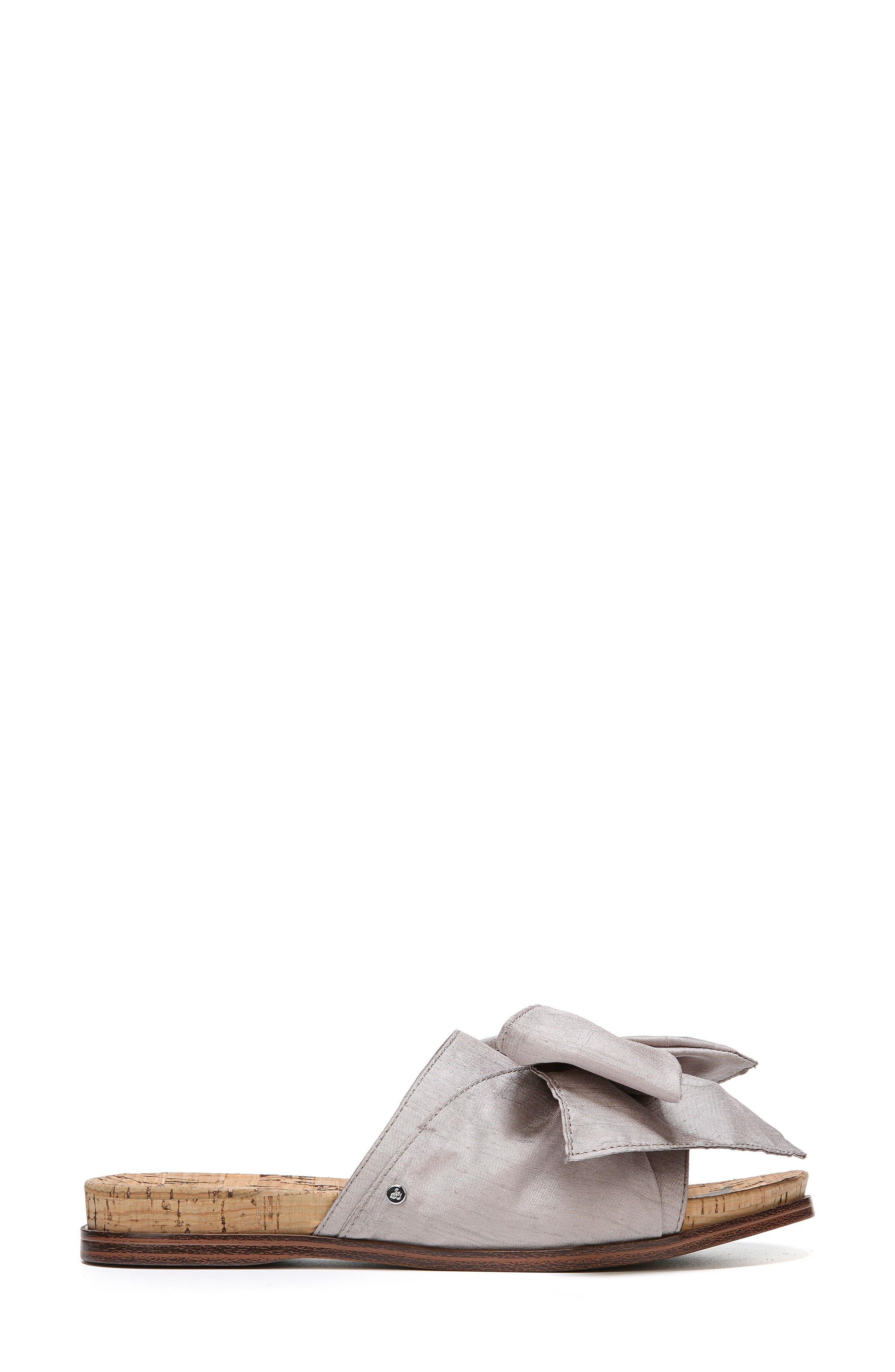 ,                             Henna Slide Sandal,                             Alternate thumbnail 7, color,                             020