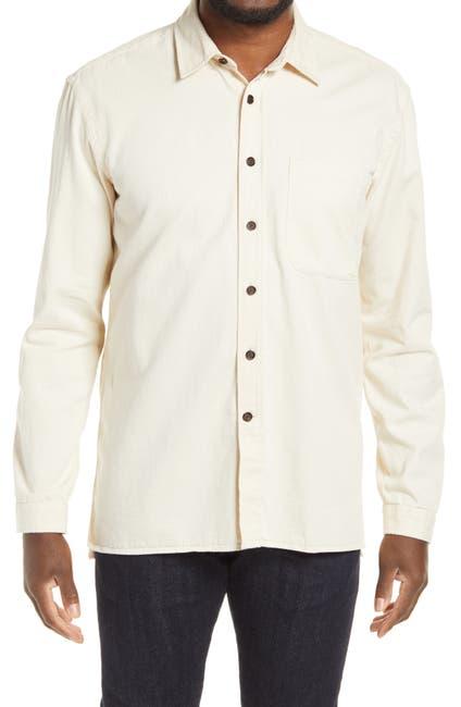 Image of Oliver Spencer Ellington Oversize Button-Up Shirt