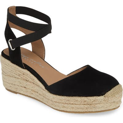 Bettye Muller Concepts Reba Espadrille Wedge, Black
