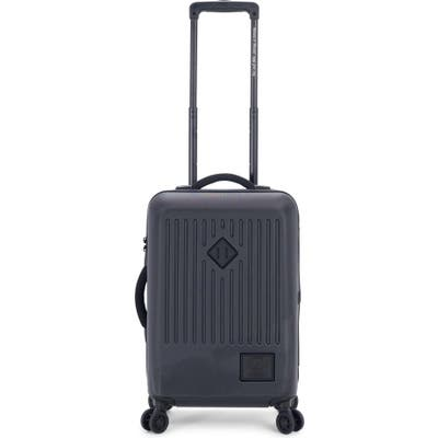 Herschel Supply Co. 23-Inch Small Trade Power Rolling Suitcase - Black