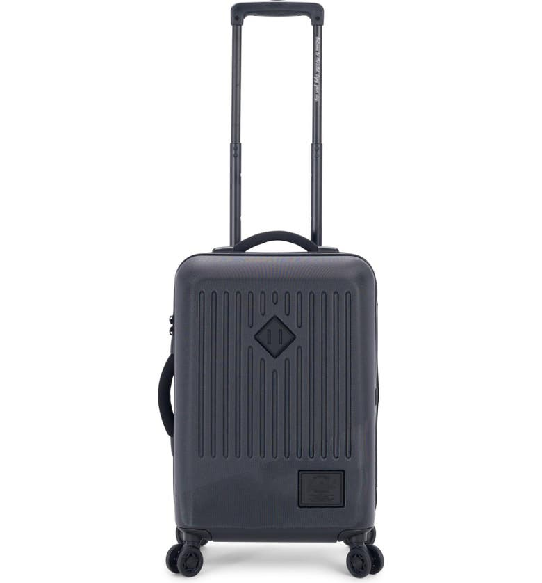 HERSCHEL SUPPLY CO. 23-Inch Trade Power Rolling Suitcase, Main, color, 007