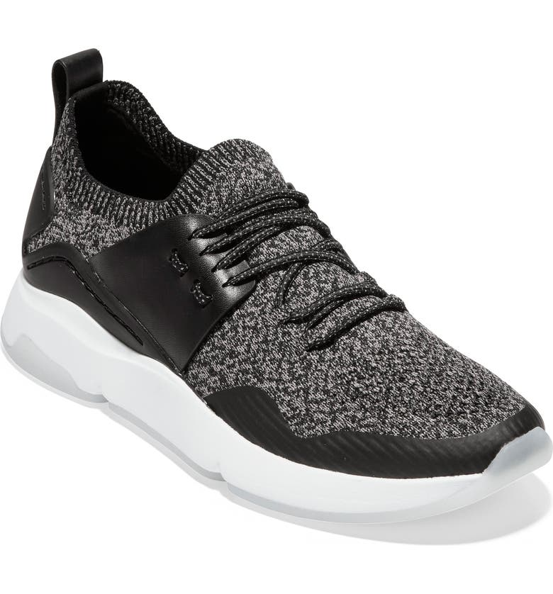 COLE HAAN ZeroGrand All Day Trainer Sneaker, Main, color, 001
