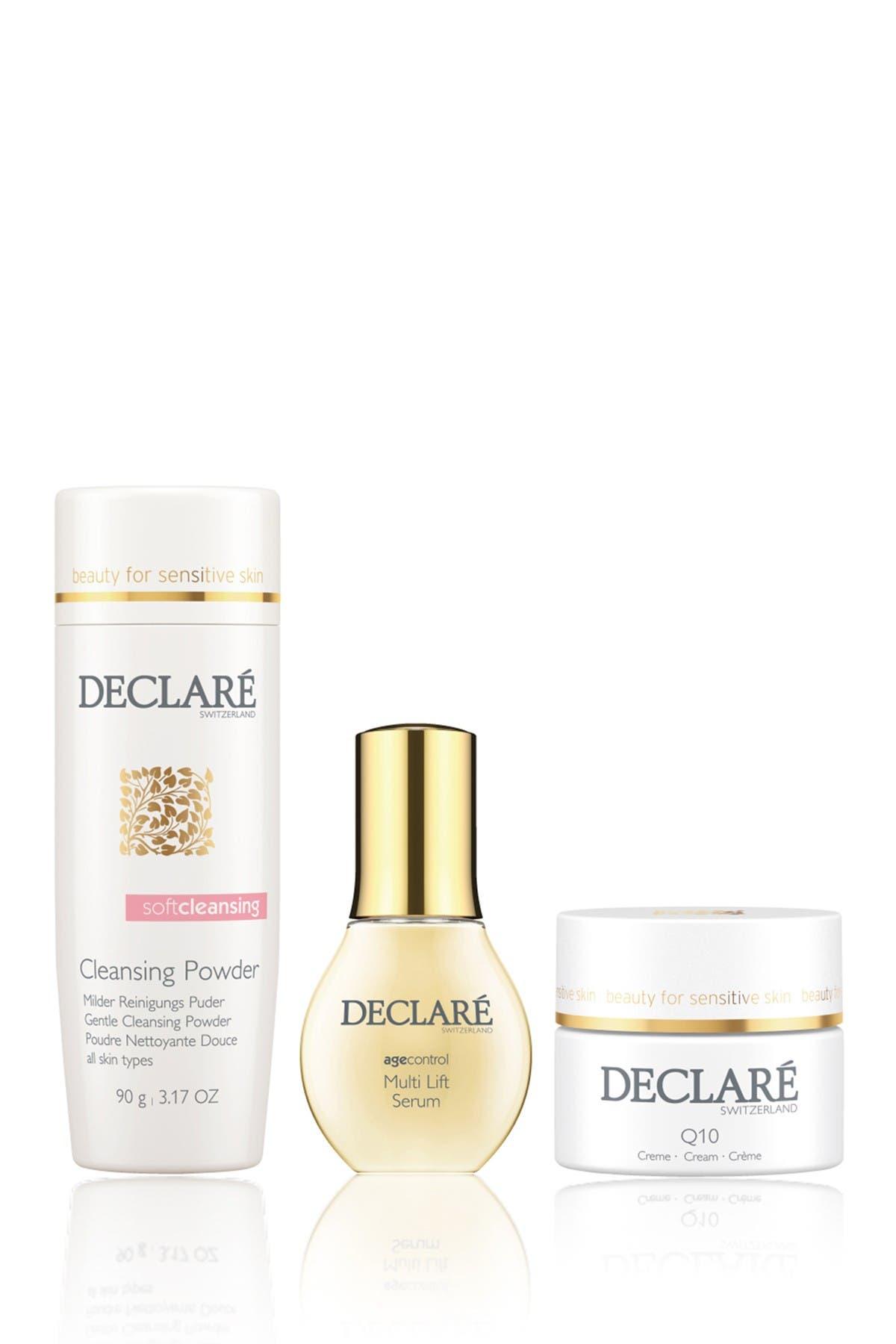 Image of DECLARE Age Control 3-Piece Skincare Set