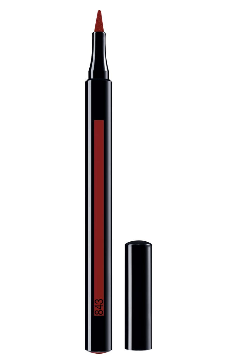 DIOR Rouge Dior Ink Lip Liner, Main, color, 843 CRAVE