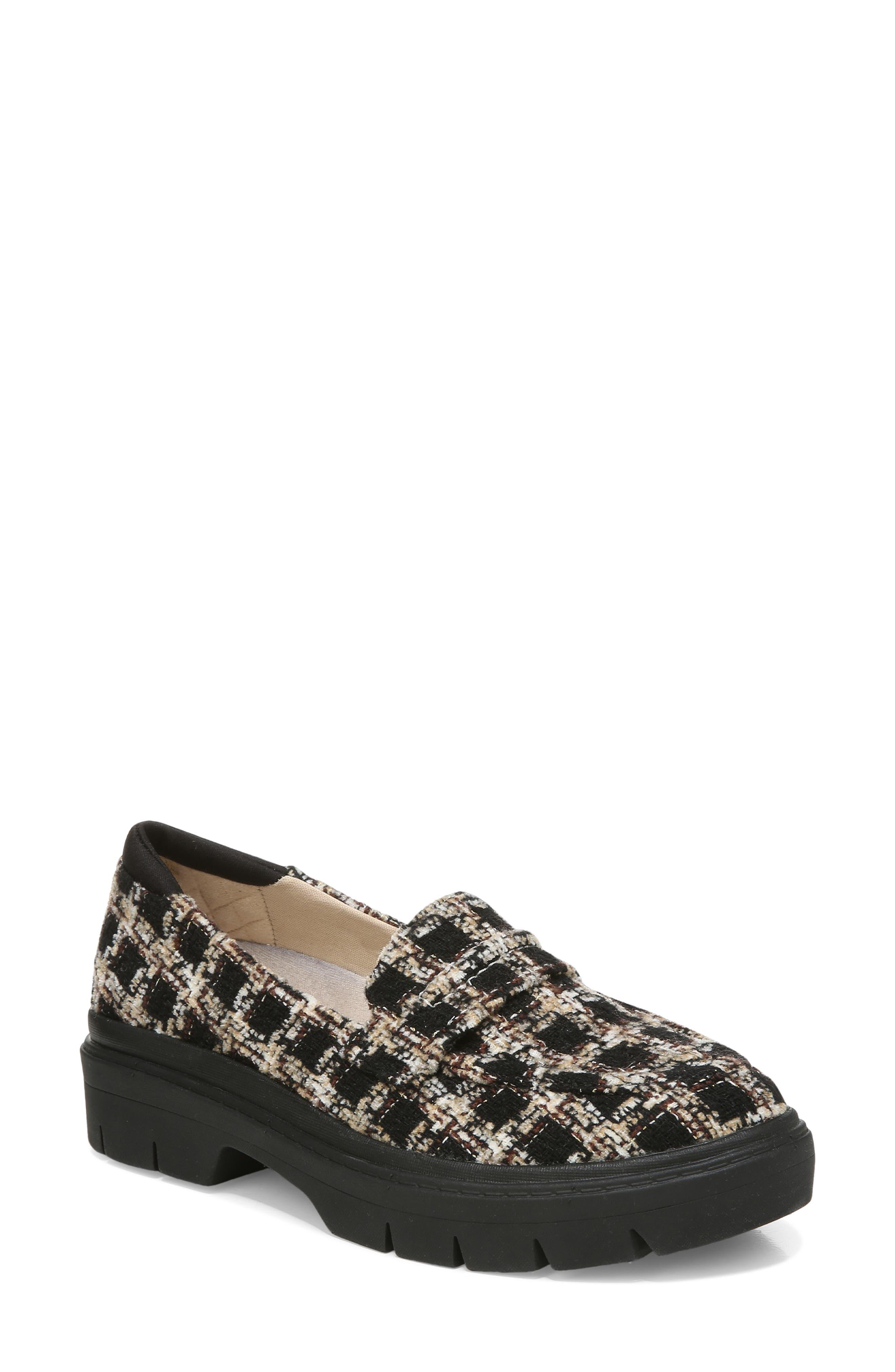 Classy Platform Loafer