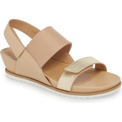 Vaneli Hayley Slingback Sandal, Metallic