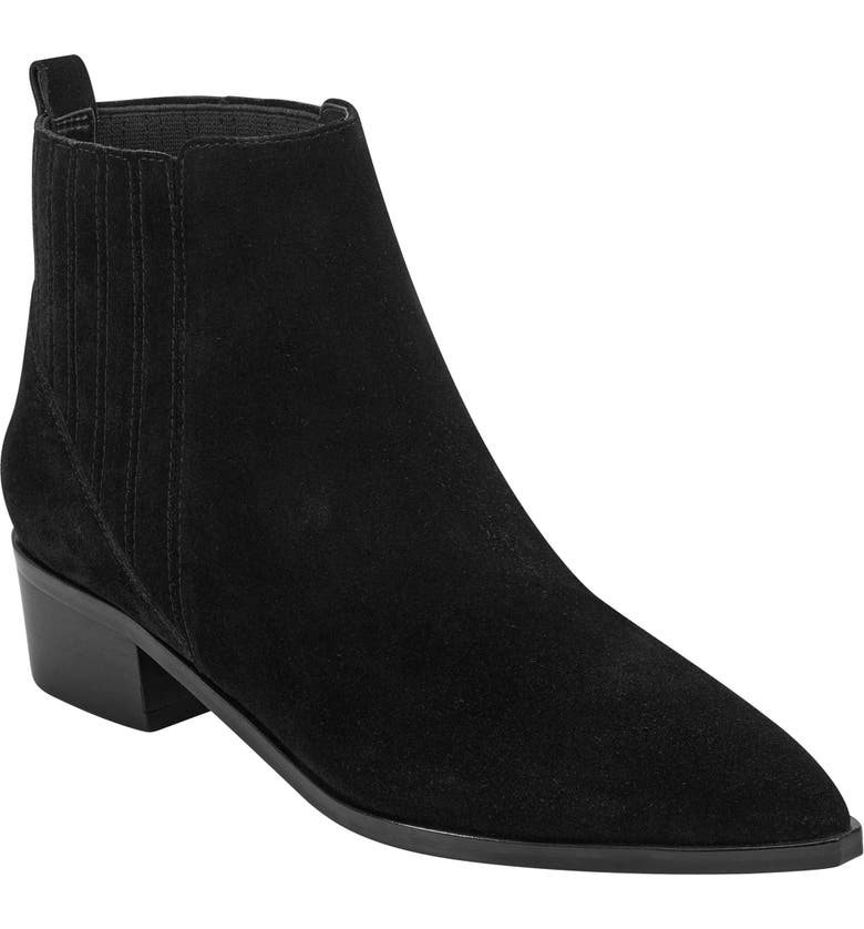 MARC FISHER LTD Yolli Bootie, Main, color, 010