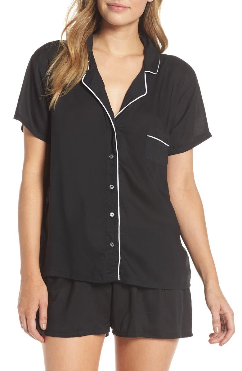 SPLENDID Short Pajamas, Main, color, 001