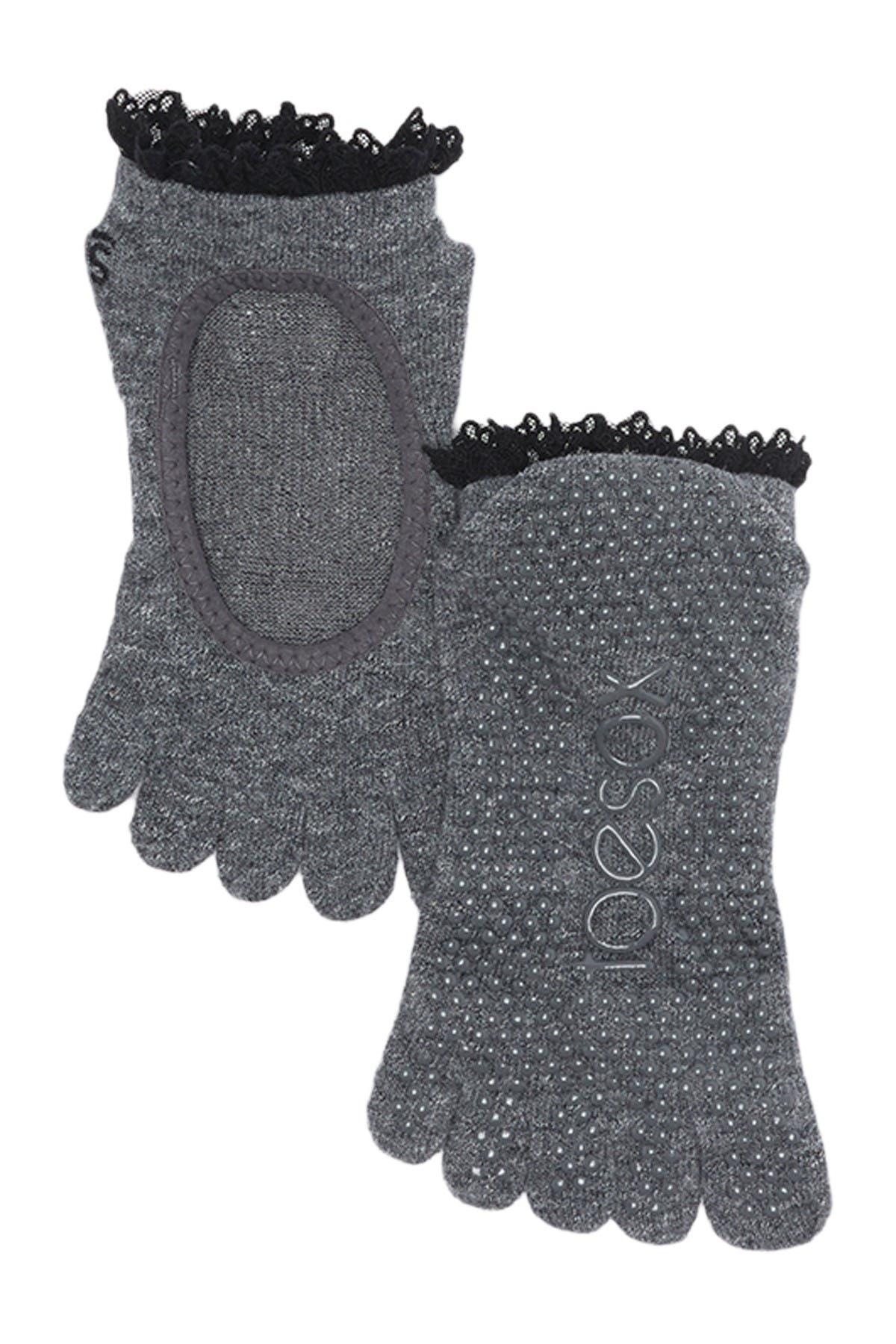 Image of ToeSox Full Toe Bella Grip Socks