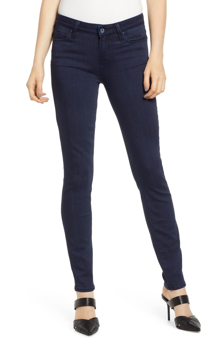PAIGE Transcend - Verdugo Ultra Skinny Jeans, Main, color, 400