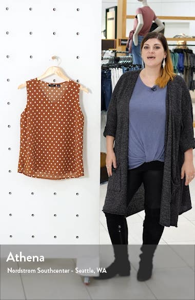 Pattern Sleeveless Top, sales video thumbnail