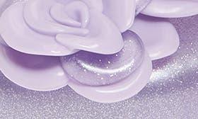 CLEAR GLITTER LILAC - 13545