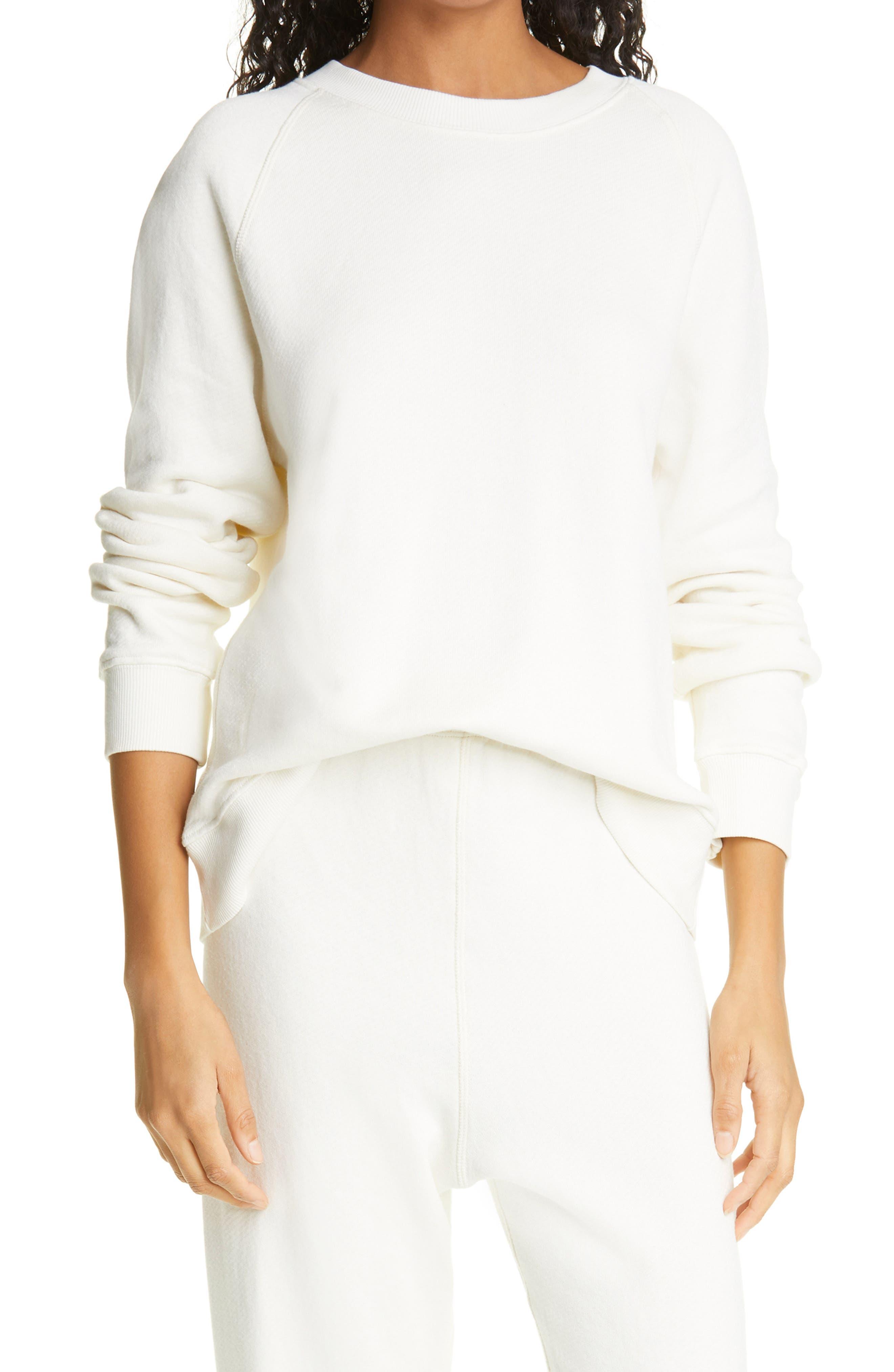 Oversize Crewneck Sweatshirt