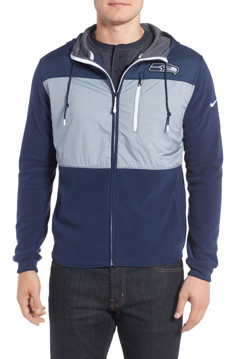 size 40 ff28c 7f4f6 Nike Champ Drive Seattle Seahawks Hoodie | Nordstrom