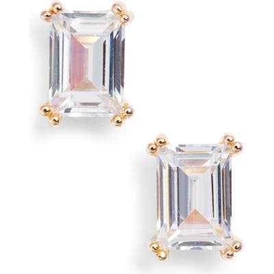 Nordstrom 2Ct Tw Cubic Zirconia Stud Earrings