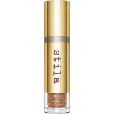 Stila Hide & Chic Foundation - Tan/ Deep 4