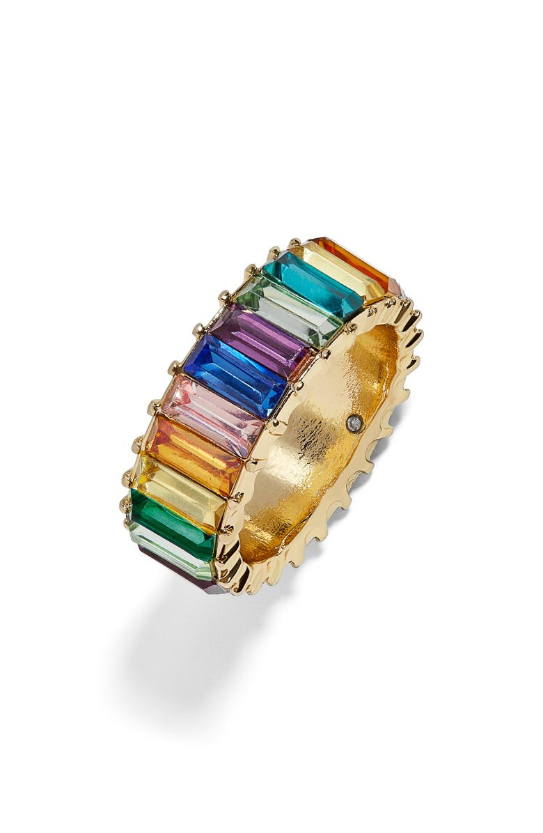 BAUBLEBAR Alidia Ring, Main, color, RED MULTI