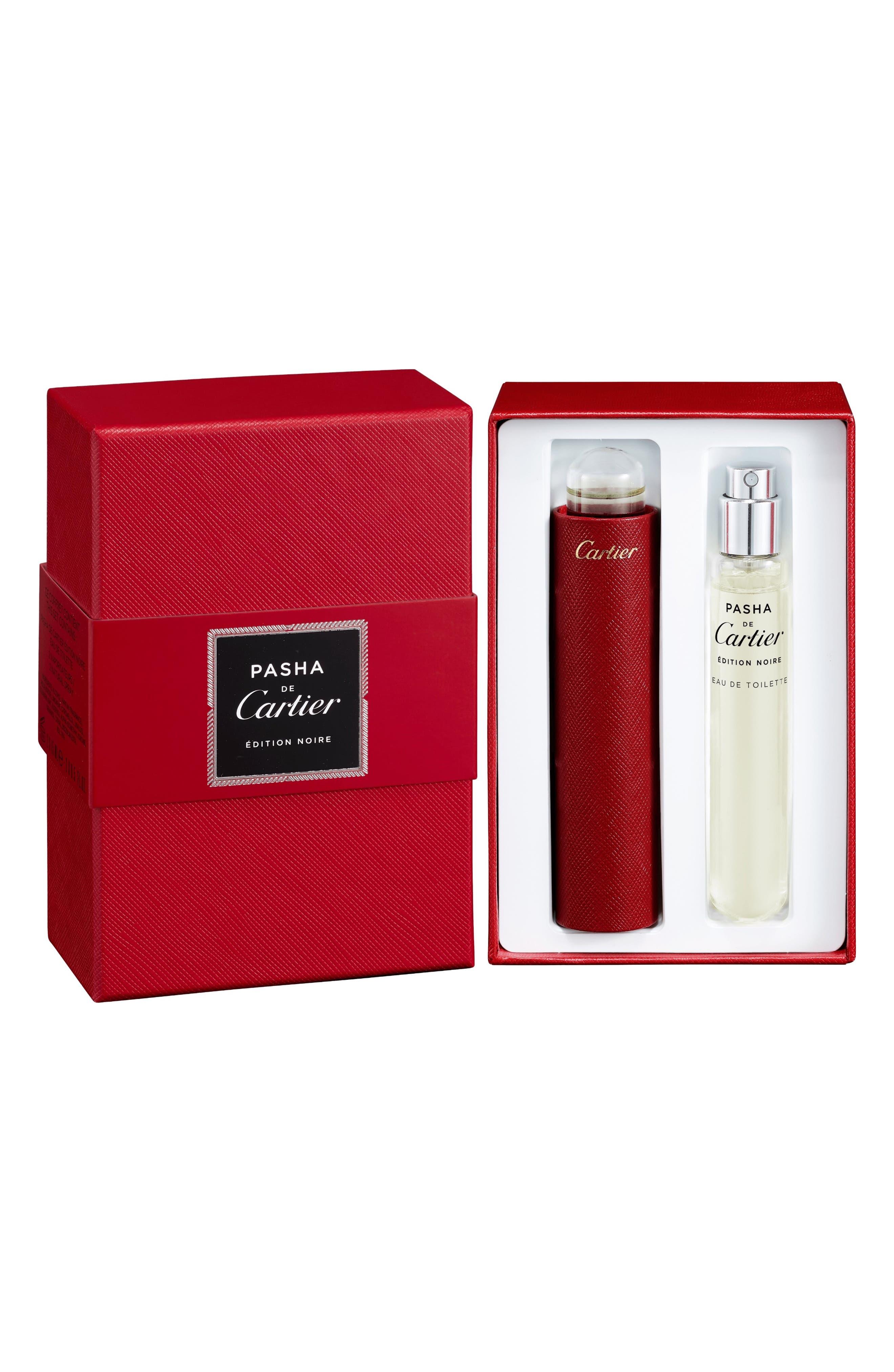 Cartier Pasha De Cartier Edition Noire Set