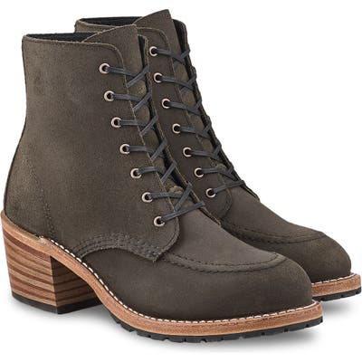 Red Wing Clara Boot, Green