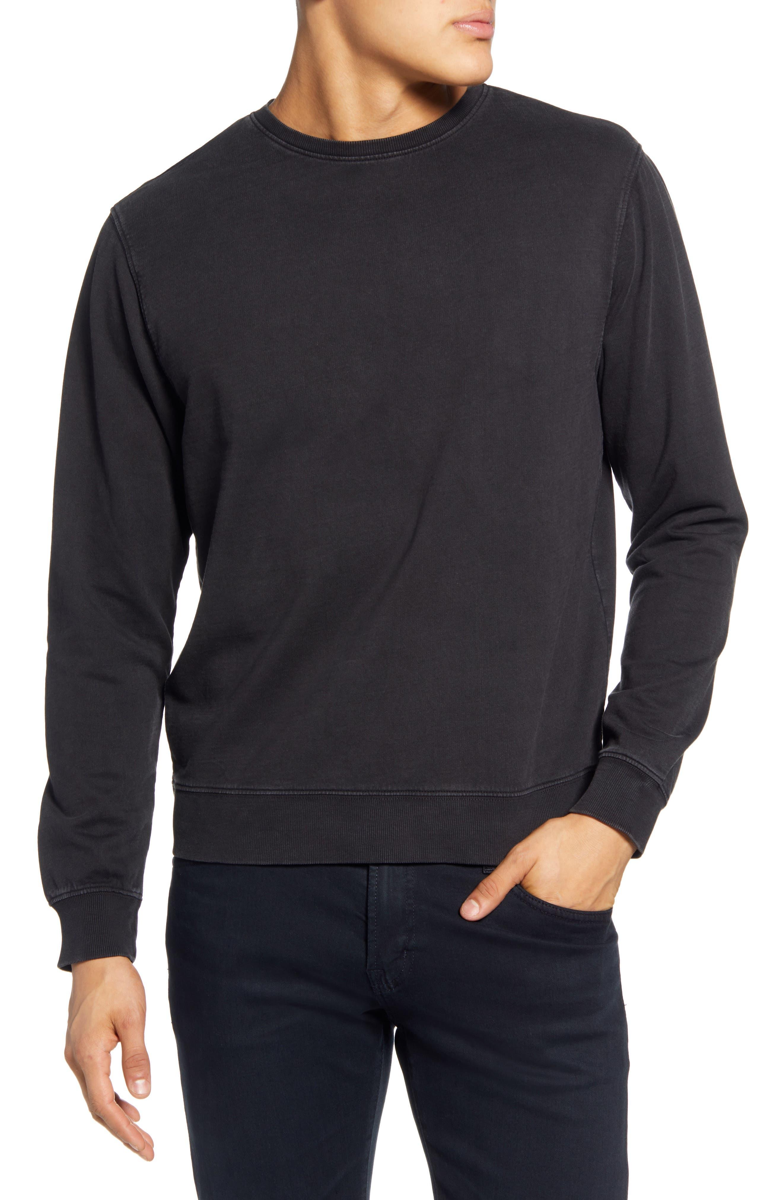 Image of BALDWIN Haring Slim Fit Long Sleeve T-Shirt