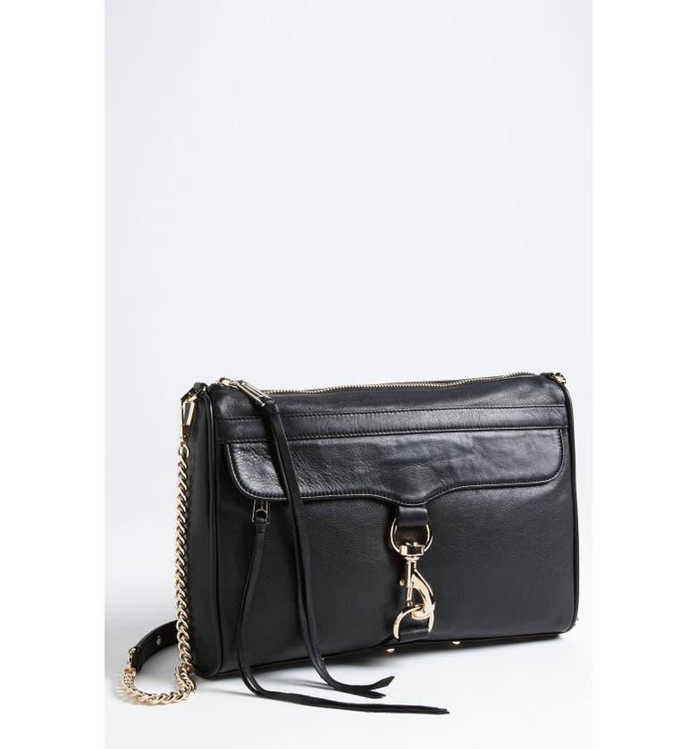 REBECCA MINKOFF 'MAC Daddy' Crossbody Bag, Main, color, 001