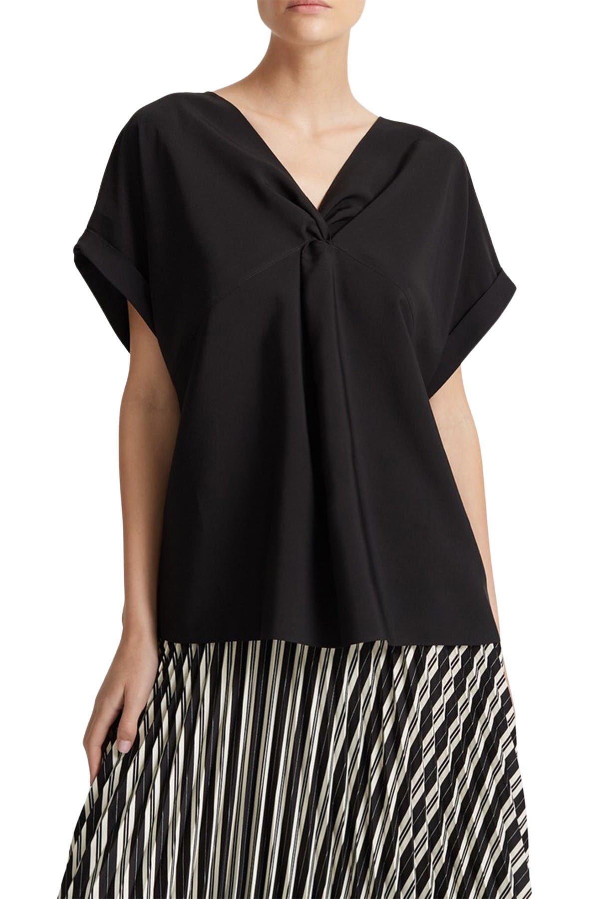Image of CLUB MONACO Front Twist Top