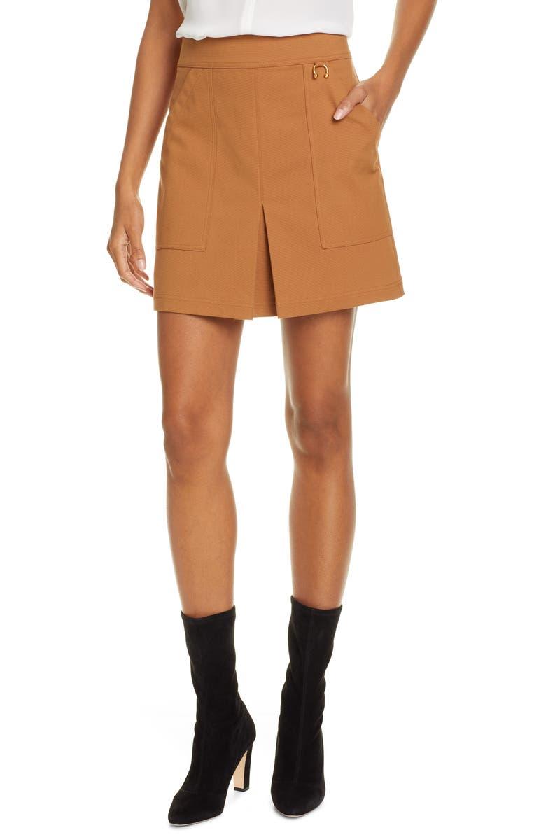 A.L.C. Dane Miniskirt, Main, color, 240