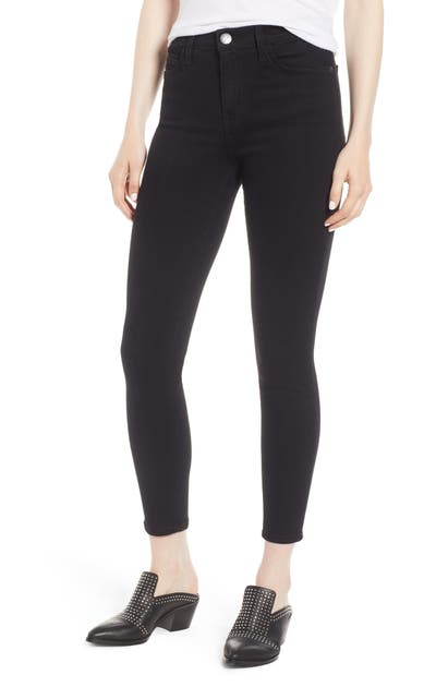 Current Elliott Jeans THE STILETTO HIGH WAIST ANKLE SKINNY JEANS