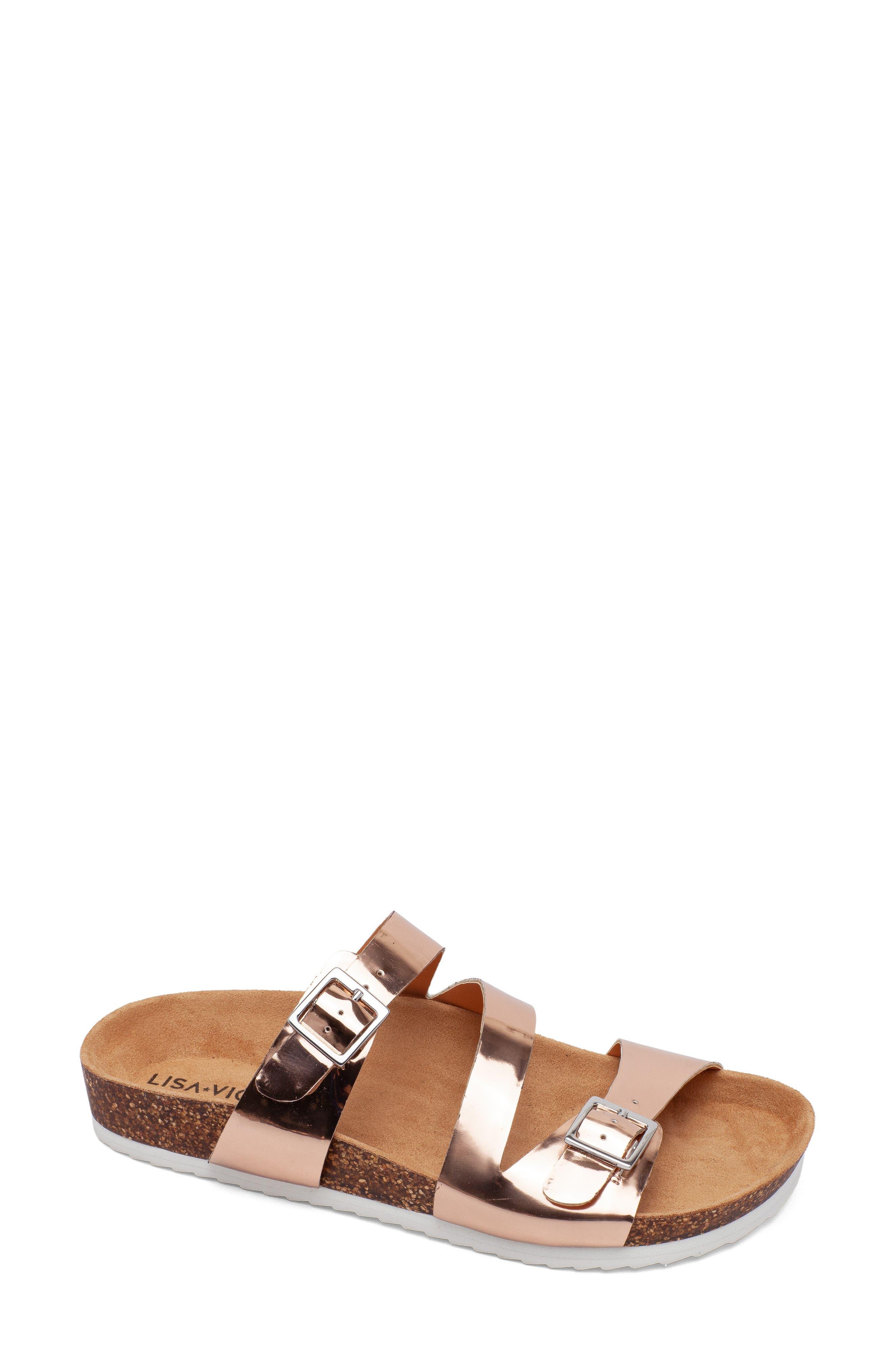 Optimal Slide Sandal