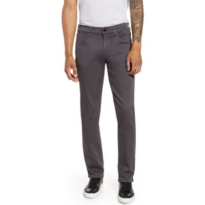 7 For All Mankind Slimmy Luxe Sport Slim Fit Jeans, Grey