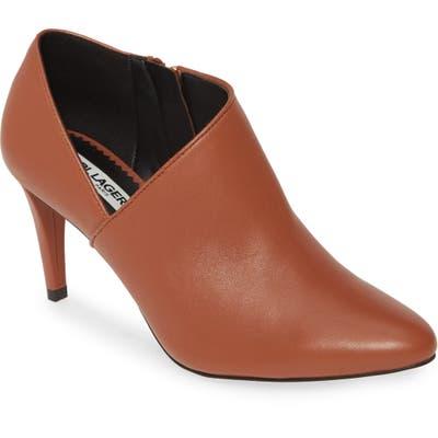 Karl Lagerfeld Paris Mishka Ankle Boot, Brown