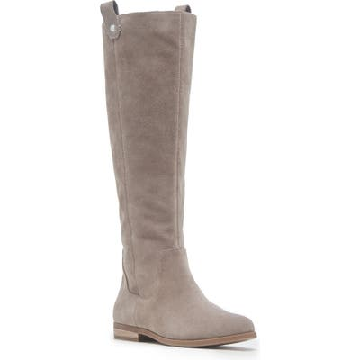 Sole Society Bramie Knee High Boot- Brown
