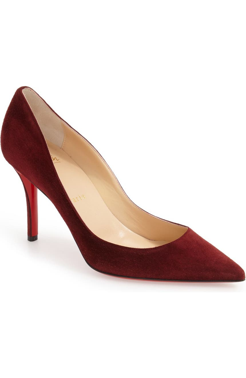 separation shoes 6a5e1 745af Apostrophy Pointy Toe Pump