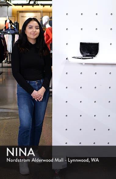 Reese Crackle Ring Crossbody Bag, sales video thumbnail