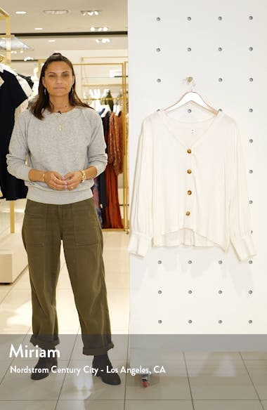 Bishop Long Sleeve Blouse, sales video thumbnail