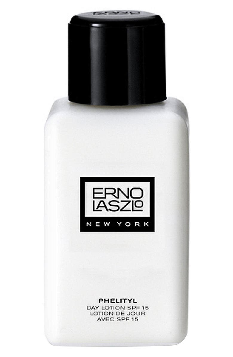 ERNO LASZLO Phelityl Day Lotion SPF 15, Main, color, NO COLOR