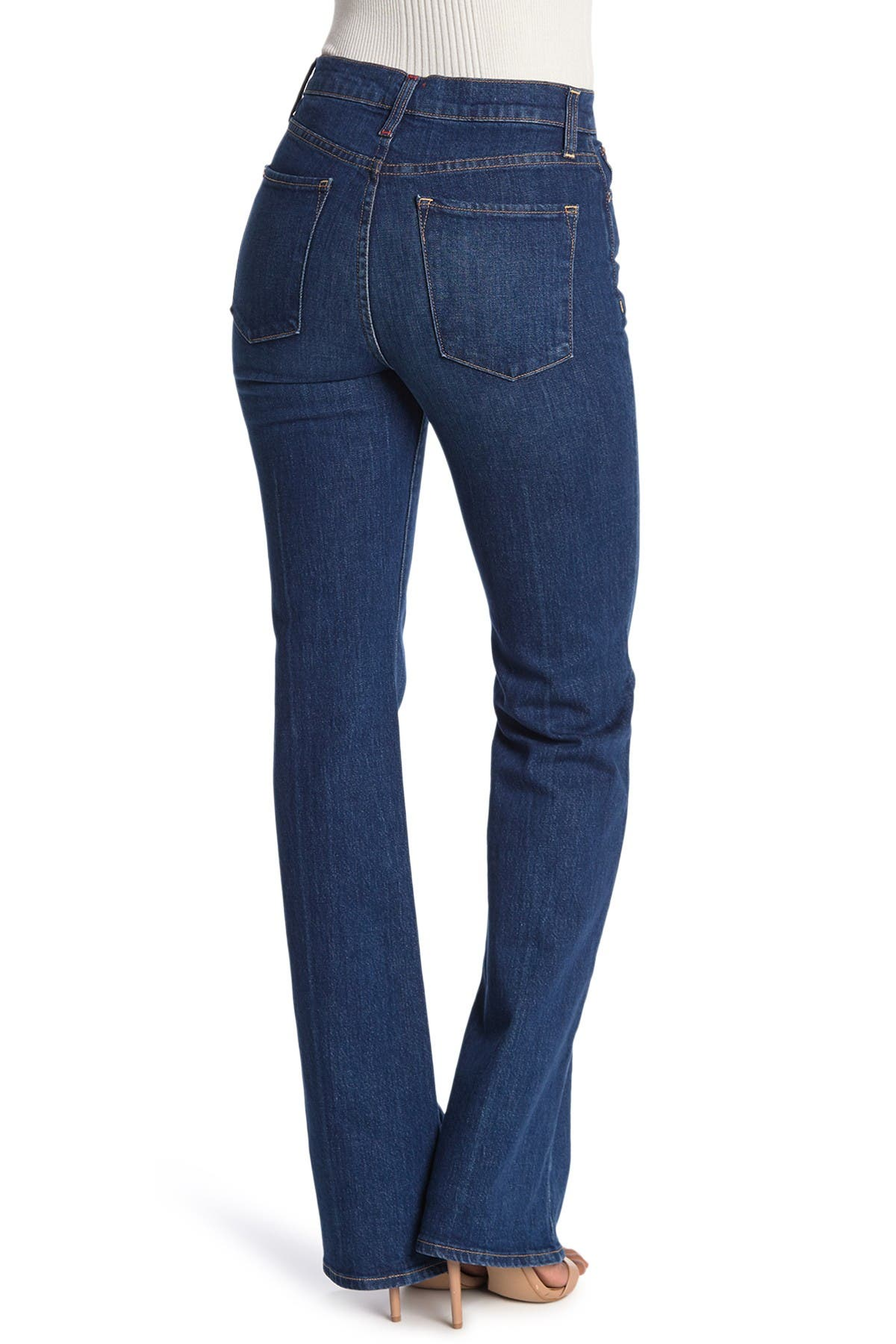 Image of alice + olivia Faublous 70's Bootcut Jeans