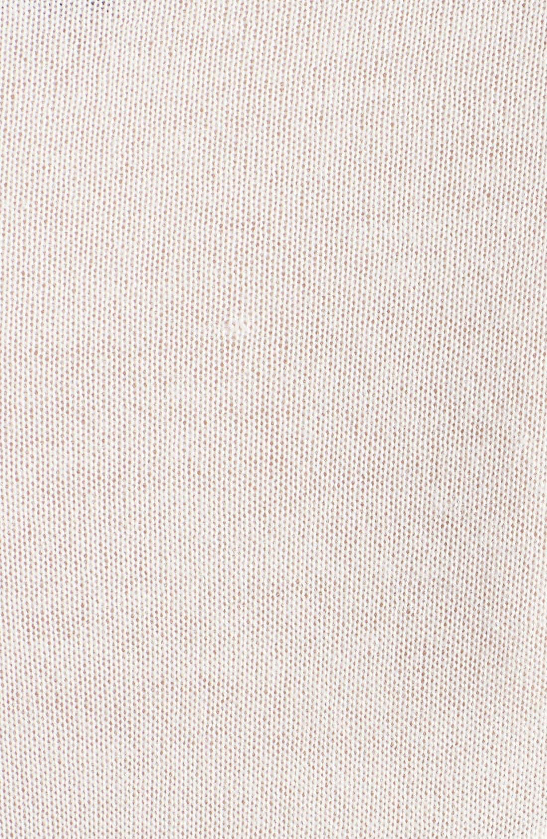 ,                             Wool Blend Shrug,                             Alternate thumbnail 6, color,                             100