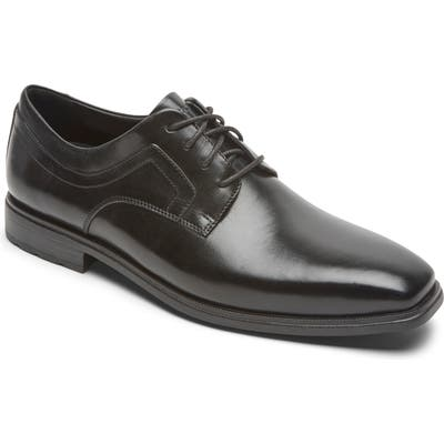 Rockport Dressports Business 2 Plain Toe Derby, Black