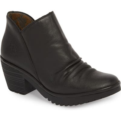 Fly London Wezo Bootie,- Black