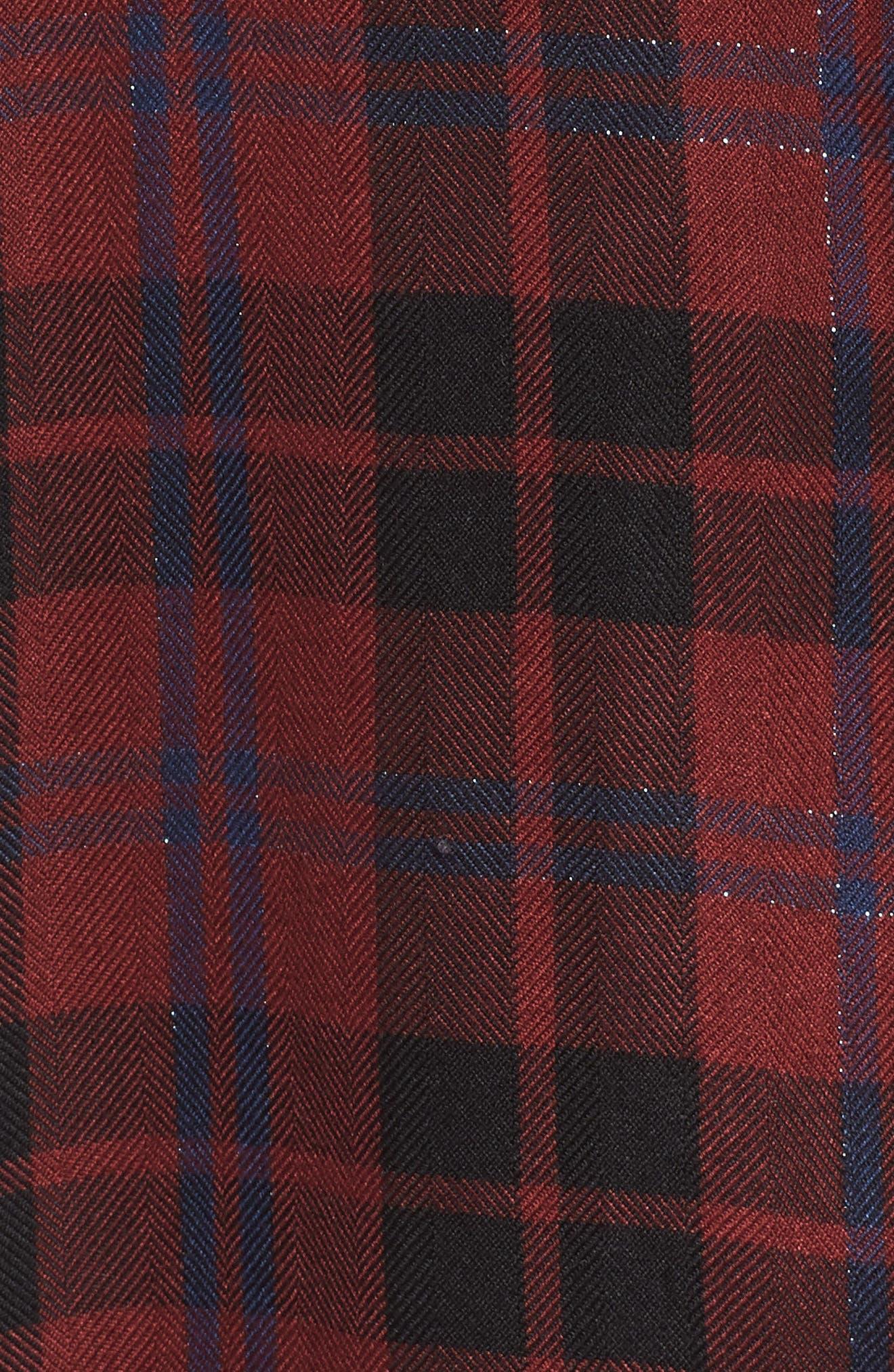 ,                             Hunter Plaid Shirt,                             Alternate thumbnail 438, color,                             932