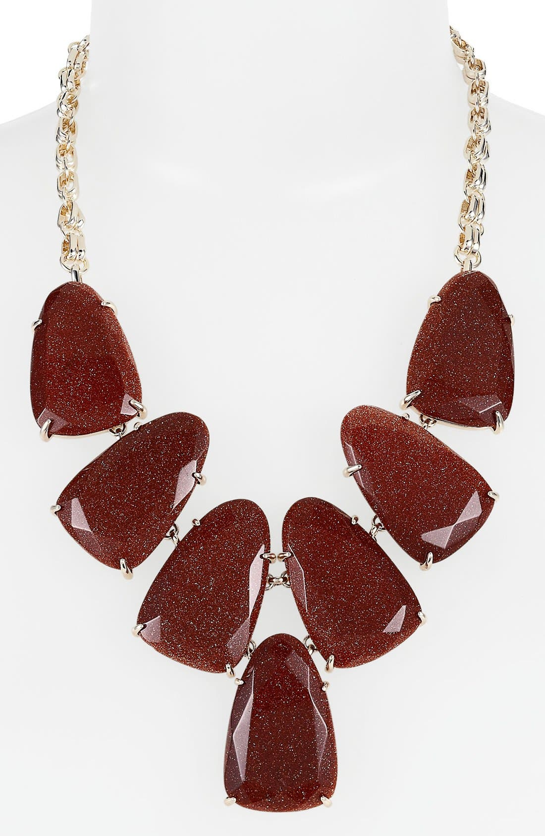 ,                             Harlow Necklace,                             Alternate thumbnail 118, color,                             810