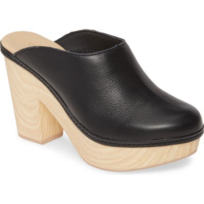 Chinese Laundry Florina Clog, Black