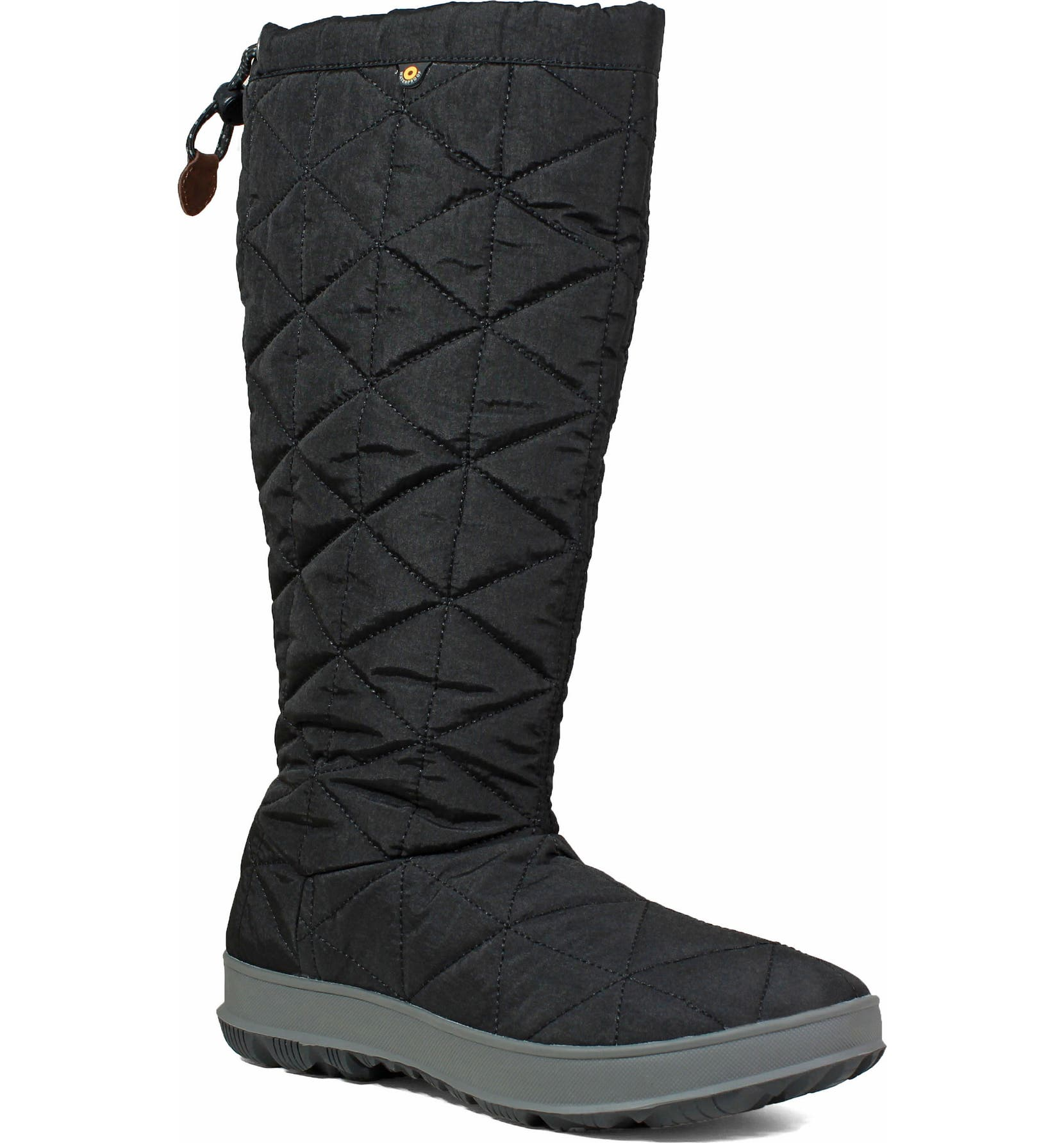 58961c33014 Snowday Tall Waterproof Quilted Snow Boot