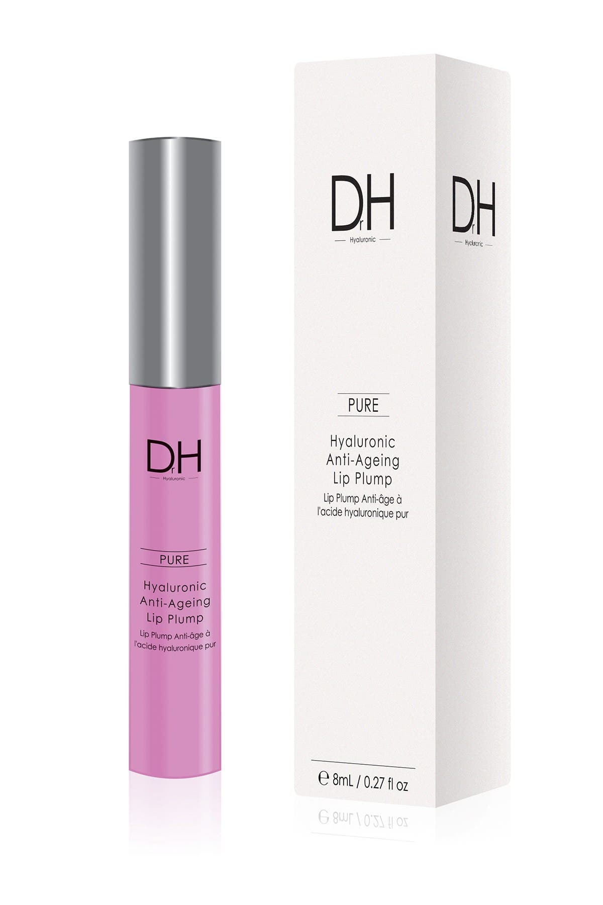Image of skinChemists Dr. H Hyaluronic Anti-Aging Lip Plumper